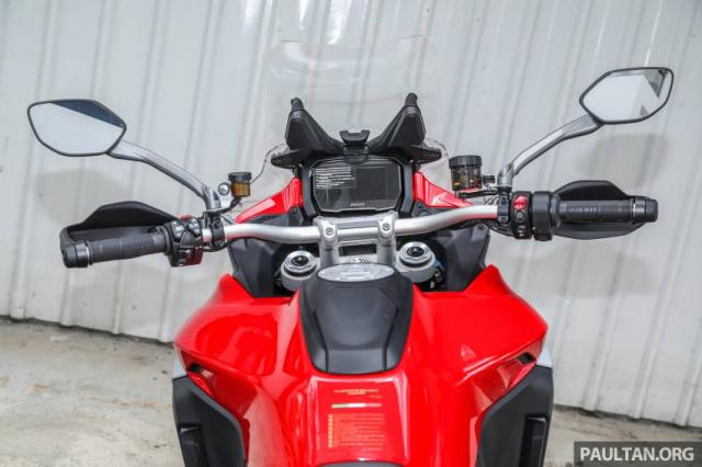 Can canh Ducati Multistrada V4 va Multistrada V4S vua ra mat tai Dong Nam A - 26