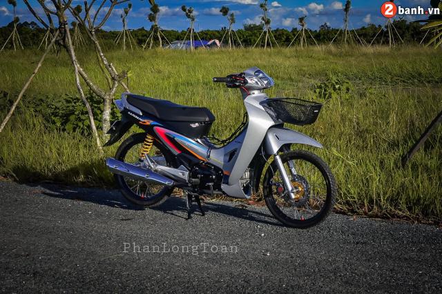 Future 125 bien so khung hoan hao vo doi voi linh hon cua Wave Thai Lan - 22