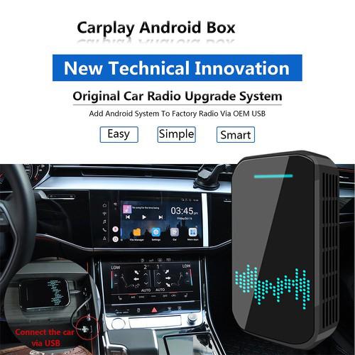 Gan Android box cho hang xe O To Chevrolet Peugeot BMW
