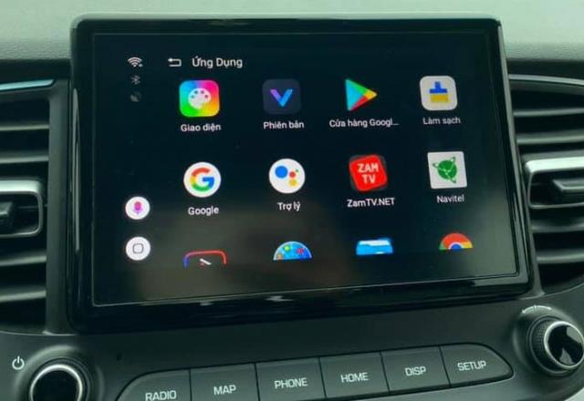 Gan Android box cho hang xe O To Chevrolet Peugeot BMW - 3
