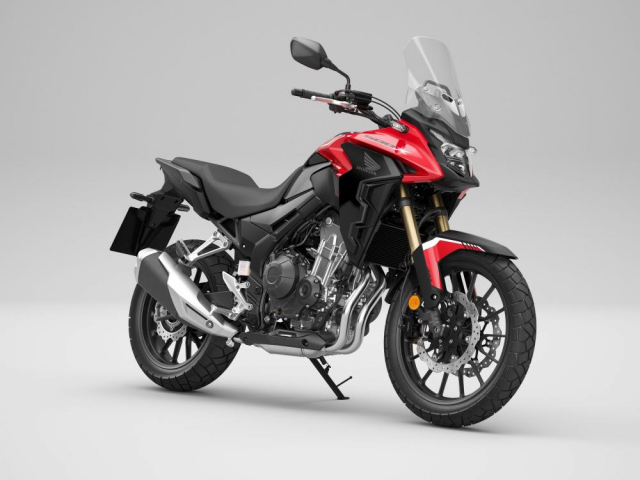 Gia dinh Honda 500 Series 2022 duoc cai tien manh me vo cung - 4