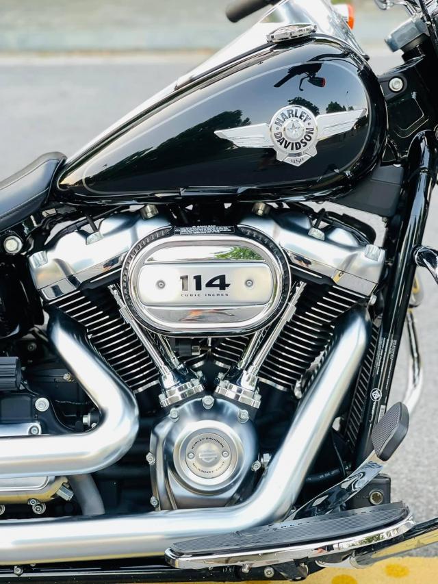 Harley Davidson FATBOY 114 2019 Xe Moi Dep - 2