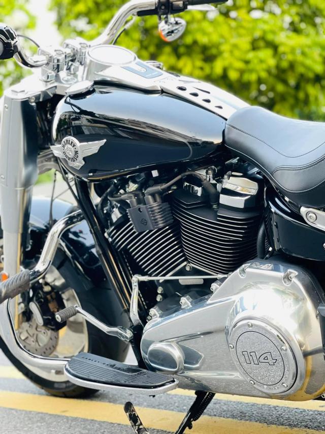 Harley Davidson FATBOY 114 2019 Xe Moi Dep - 3