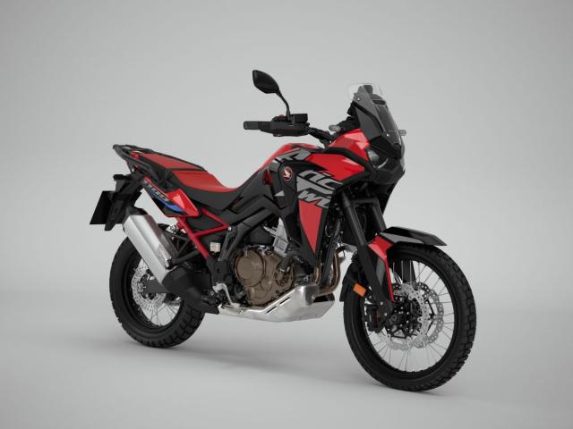 Honda Africa Twin 2022 da co mat tai Chau A - 4