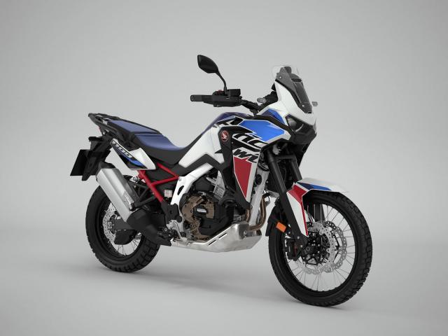 Honda Africa Twin 2022 da co mat tai Chau A - 7