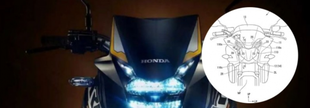 Honda cap bang sang che cong nghe an toan voi camera thay cho cam bien radar dat tien