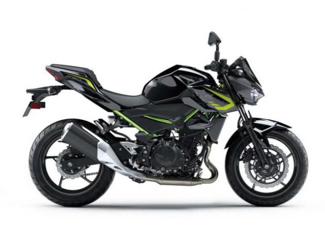 Honda CB500F the he moi va Kawasaki Z400 tren ban can thong so - 8