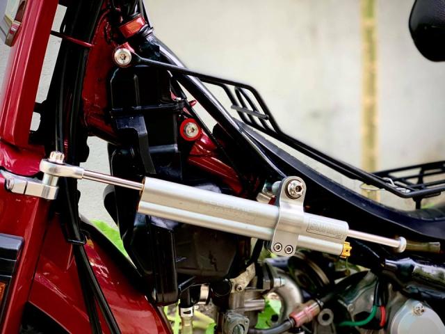 Honda Dream duoc rao ban tren 60 trieu dong se co nhung gi dac biet - 4