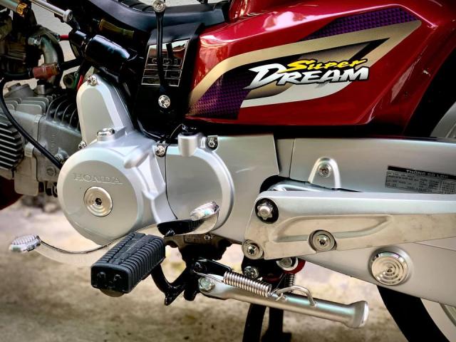 Honda Dream duoc rao ban tren 60 trieu dong se co nhung gi dac biet - 6