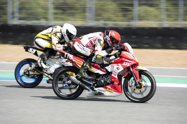 Honda Racing Vietnam khong ngung luyen tap de tiep tuc phat trien hoat dong dua xe the thao