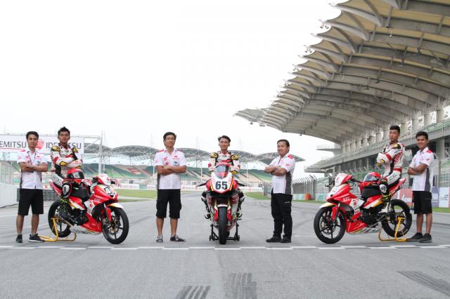 Honda Racing Vietnam khong ngung luyen tap de tiep tuc phat trien hoat dong dua xe the thao - 3