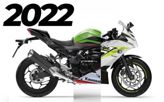 Kawasaki Ninja 125 2022 chinh thuc trinh lang gay soc voi gia ban tren troi
