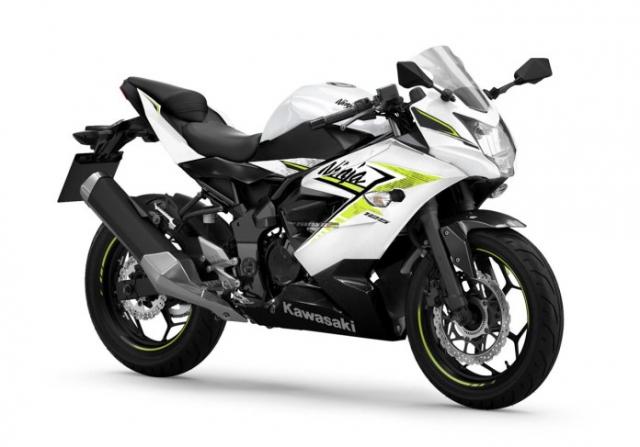 Kawasaki Ninja 125 2022 chinh thuc trinh lang gay soc voi gia ban tren troi - 6