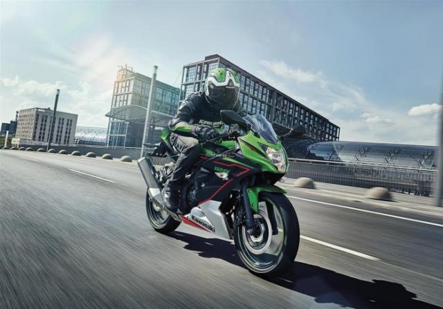 Kawasaki Ninja 125 2022 chinh thuc trinh lang gay soc voi gia ban tren troi - 18