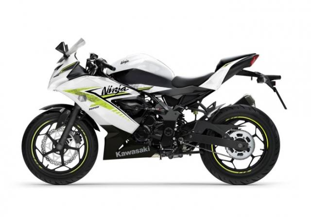 Kawasaki Ninja 125 2022 chinh thuc trinh lang gay soc voi gia ban tren troi - 7