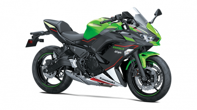 Kawasaki Ninja 650 2022 tiet lo mau sac moi - 7