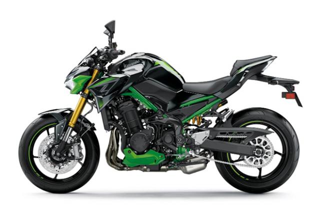 Kawasaki Z900 SE 2022 duoc nang cap nhieu tinh nang vuot troi - 4