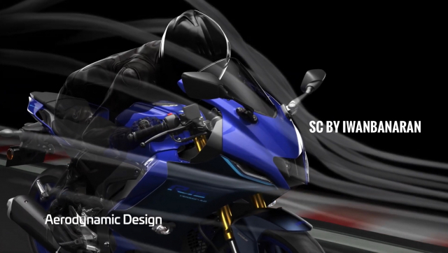 Lo dien hinh anh cua Yamaha R15 V4 moi trang bi Quickshifter Traction Control - 13