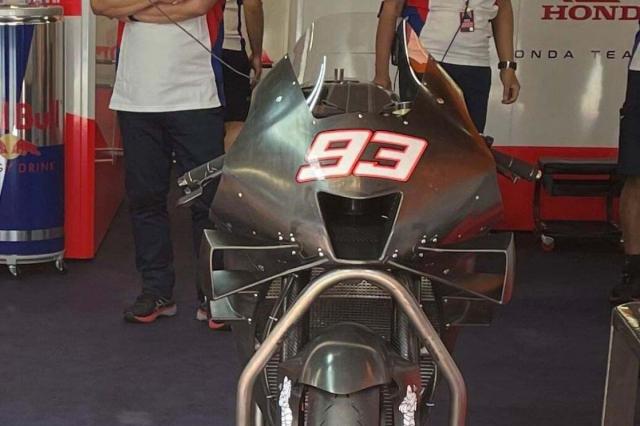 Lo dien nhung chiec xe dua MotoGP hoan toan moi khi dang thu nghiem - 6