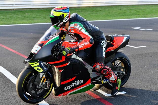 Lo dien nhung chiec xe dua MotoGP hoan toan moi khi dang thu nghiem - 16