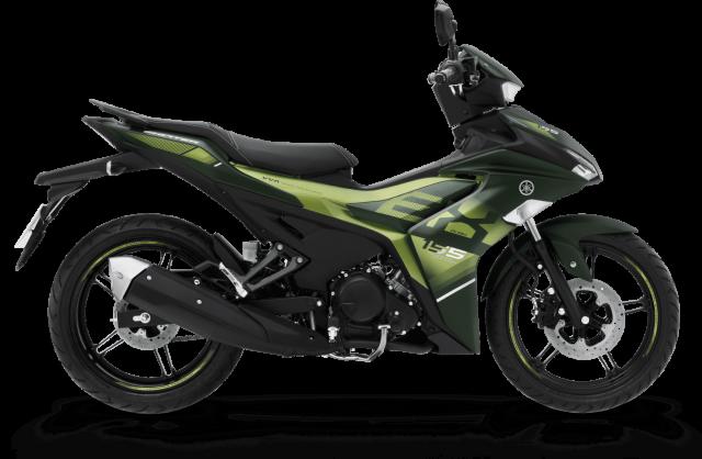 Ra mat phien ban Yamaha Exciter 155 VVA dac biet mang hinh anh dot pha - 4