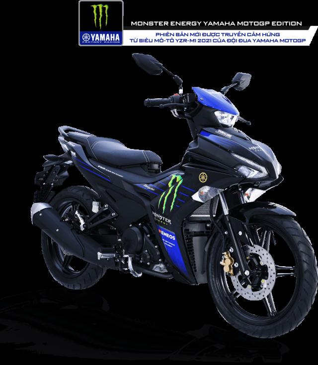 Ra mat phien ban Yamaha Exciter 155 VVA dac biet mang hinh anh dot pha - 15