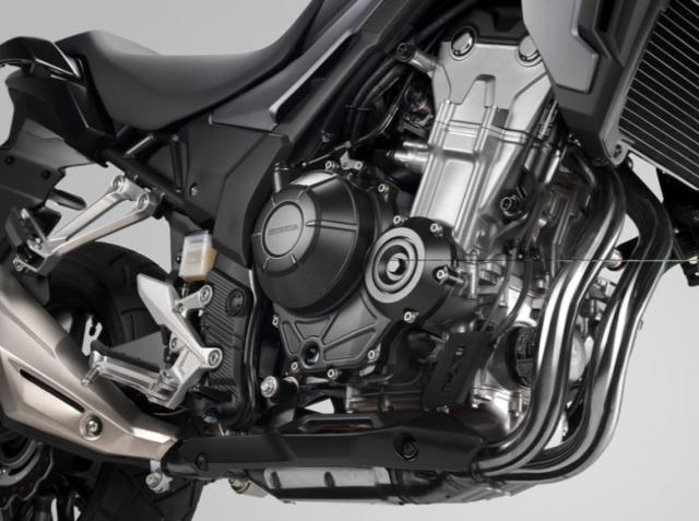 So sanh thong so Honda CB500X 2021 voi CB500X 2022 - 4