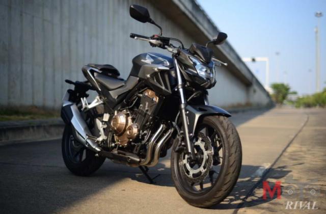 So sanh thong so ky thuat cua Honda CB500F 2021 voi CB500F 2022 - 8