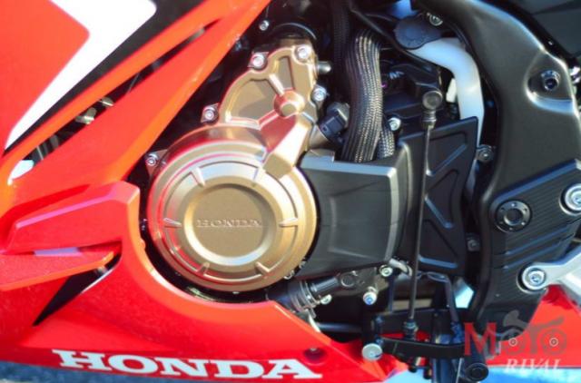 So sanh thong so ky thuat cua Honda CBR500R 2021 voi CBR500R 2022 - 4