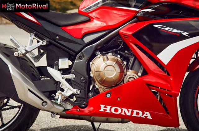 So sanh thong so ky thuat cua Honda CBR500R 2021 voi CBR500R 2022 - 3