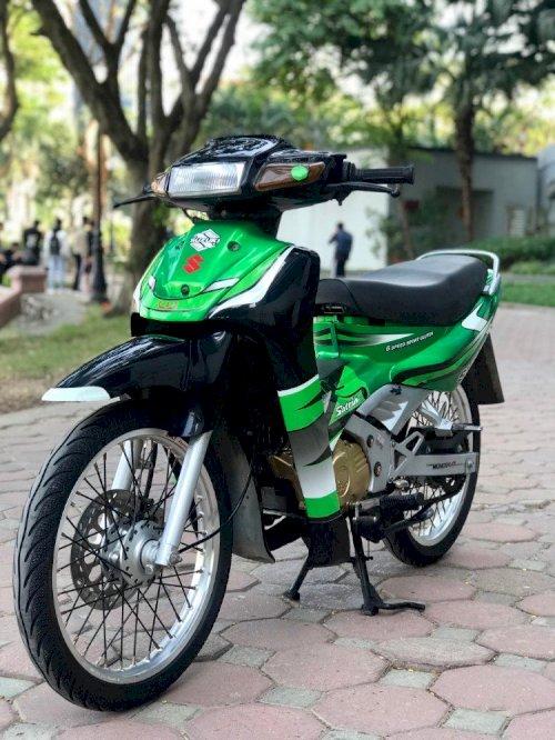 SUZUKI XIPO 120 Phanh ABS Xe Nhap Khau Gia Re - 4