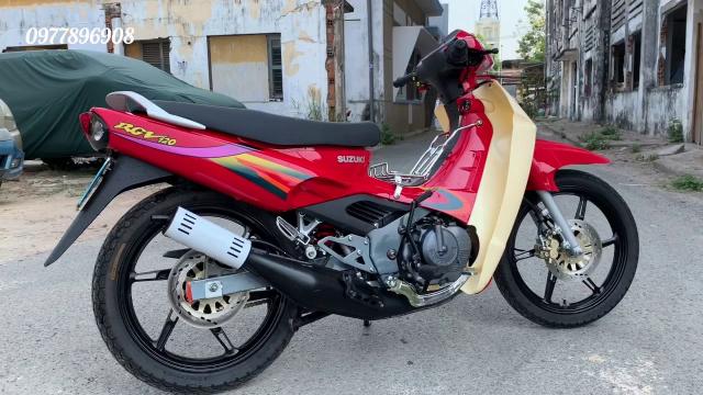 SUZUKI XIPO 120 Phanh ABS Xe Nhap Khau Gia Re - 7