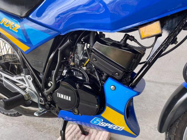 Xe tho Yamaha RXZ 135 duoc thu mua voi gia len toi 325 trieu dong