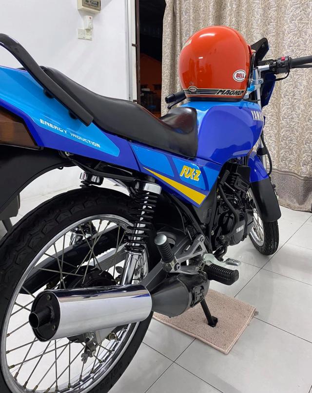 Xe tho Yamaha RXZ 135 duoc thu mua voi gia len toi 325 trieu dong - 7