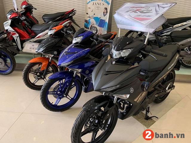 YAMAHA EXCITER 150 Phanh ABS Xe Nhap Khau Gia Re - 8