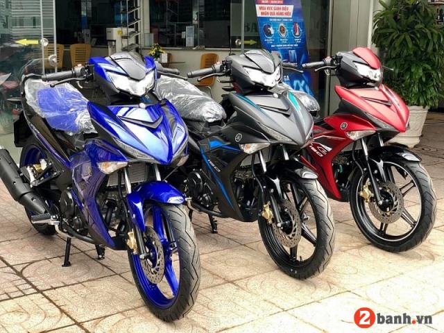YAMAHA EXCITER 150 Phanh ABS Xe Nhap Khau Gia Re - 10