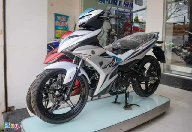 YAMAHA EXCITER 150 Phanh ABS Xe Nhap Khau Gia Re - 2