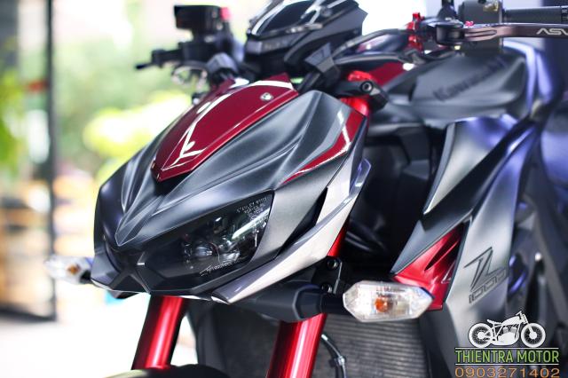 Ban be Kawasaki Z1000 2016 chat lu - 12