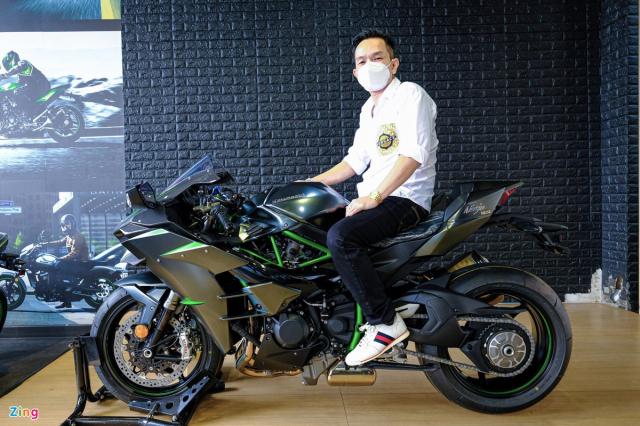 Chi tiet Kawasaki Ninja H2 Carbon gia gan 13 ty dong tai Viet Nam - 14