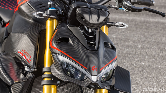 Ducati StreetFighter V4SC do full carbon cuc an tuong
