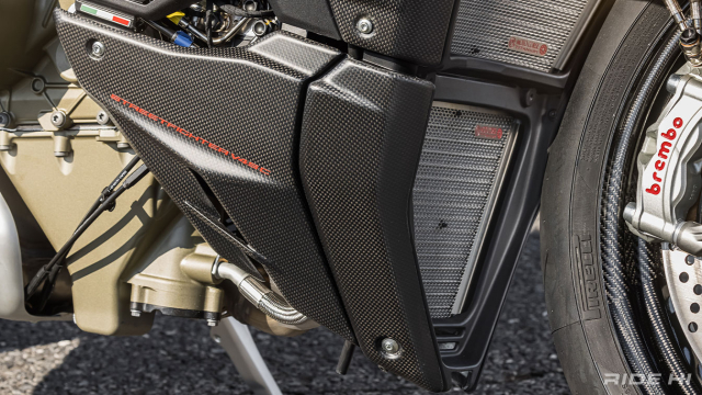 Ducati StreetFighter V4SC do full carbon cuc an tuong - 12