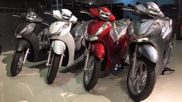 HONDA SH Y 150i Doi 2020 Phanh ABS Xe Nhap Khau Moi Nhat - 18