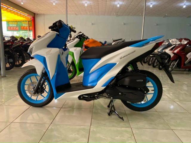 HONDA Vario 150 Doi 2019 Phanh ABS Xe Nhap Khau Gia Re - 2