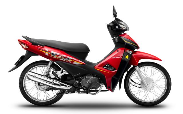 Honda Wave Alpha 110cc ra mat phien ban gioi han - 4