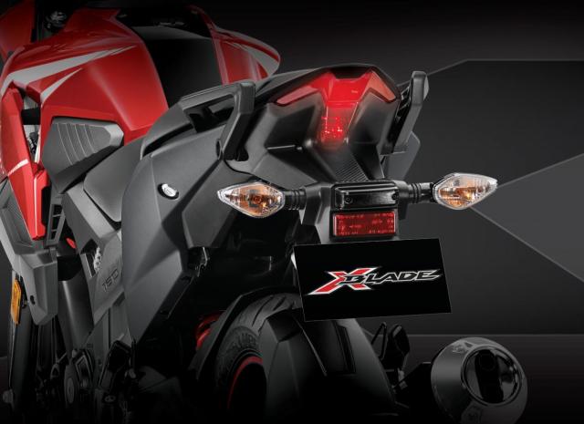 Honda XBlade 160 2022 trinh lang gieo rac hi vong cho Winner X 160 - 4