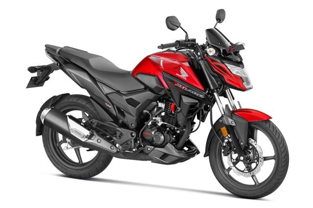 Honda XBlade 160 2022 trinh lang gieo rac hi vong cho Winner X 160 - 12