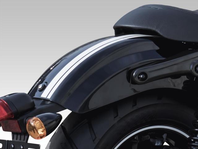 Hyosung GV125S Mau Bobber 125cc may VTwin khien ai cung phat cuong - 4
