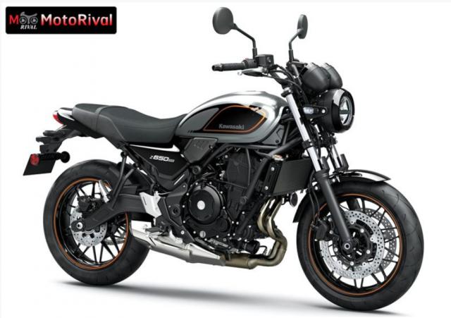 Kawasaki Z650RS 2022 moi vua duoc trinh lang - 7