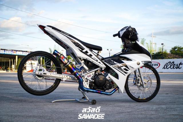 Ngam nhin Exciter 150 do Drag choi phanh sau bluetooth - 10