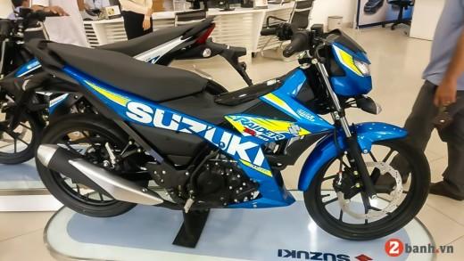 Suzuki Raider 150 Doi 2019 Phanh ABS Xe Nhap Khau Gia Re - 5